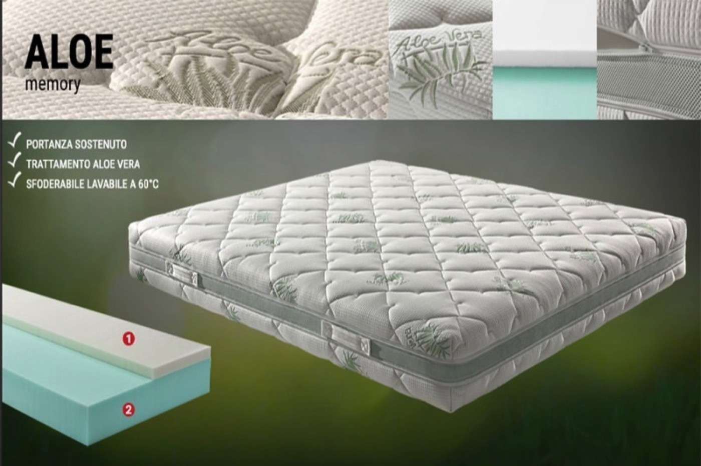 I Migliori Materassi Ortopedici.Materassi Total Home Design