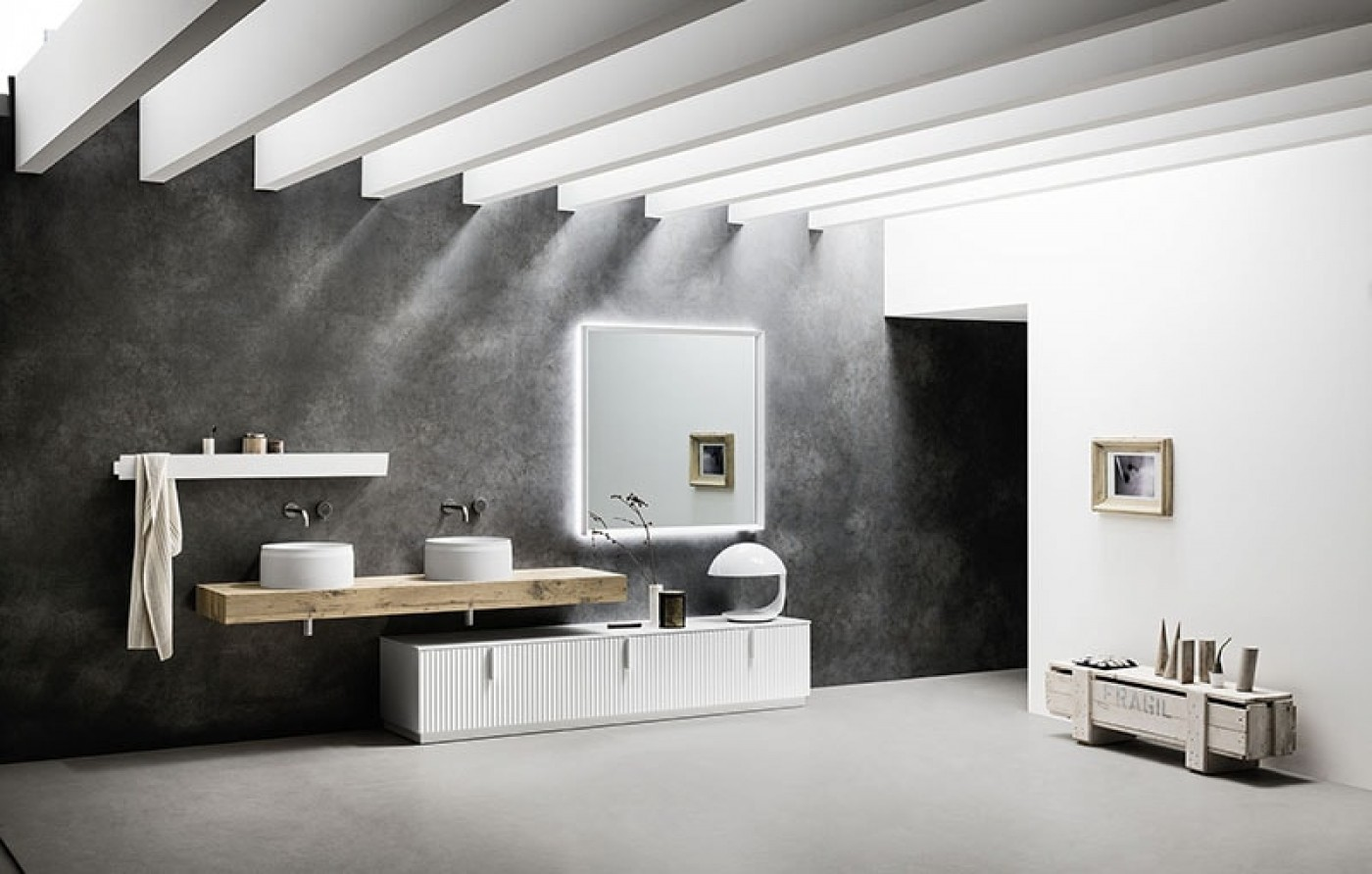 Bagni Di Design Immagini.Bagno Di Design Total Home Design